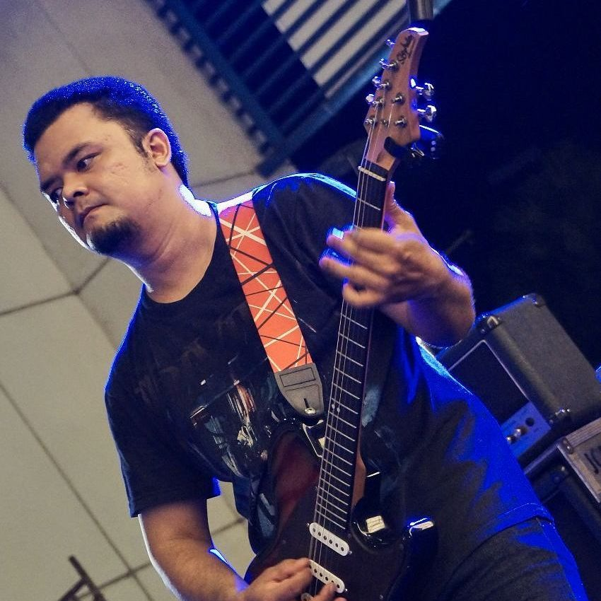 Electric Guitar Instructor - Adham Hasnan