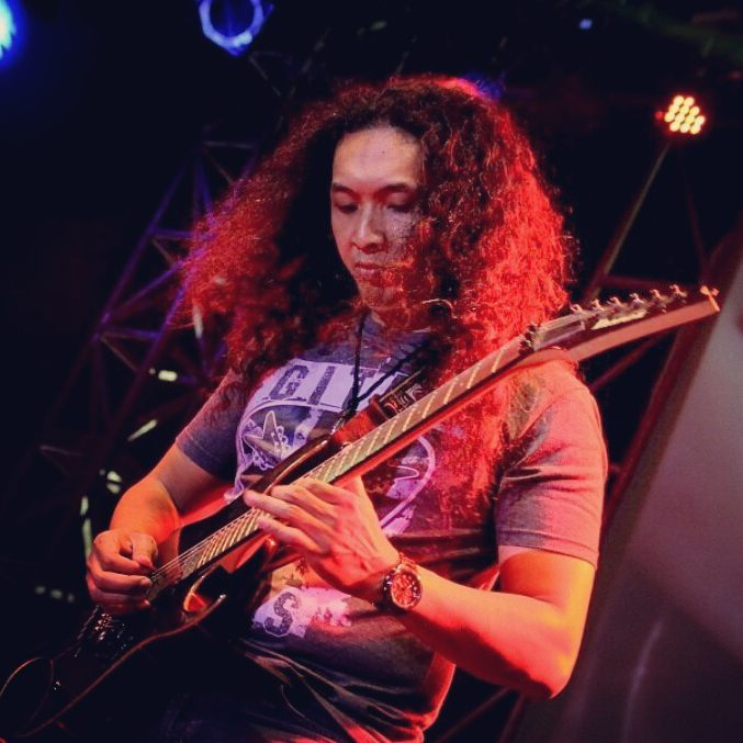 Electric Guitar Instructor - Andy Owen