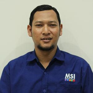 Branch Supervisor - Dwi Dewantoro
