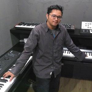 Piano & Keyboard Instructor - Muhammad Jaga Citarai Pasti