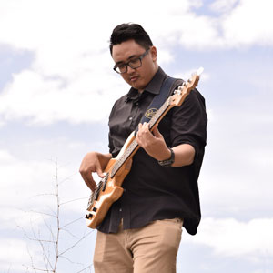 Bass Instructor - Marvin Triyanto